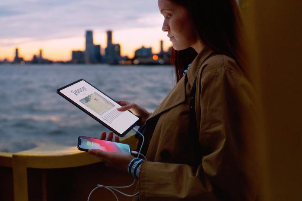 cách sạc pin cho iPhone 12