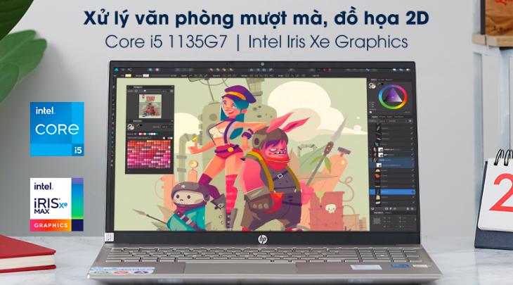 Intel Gen 11 đang được trang bị trên rất nhiều mẫu laptop hiện nay