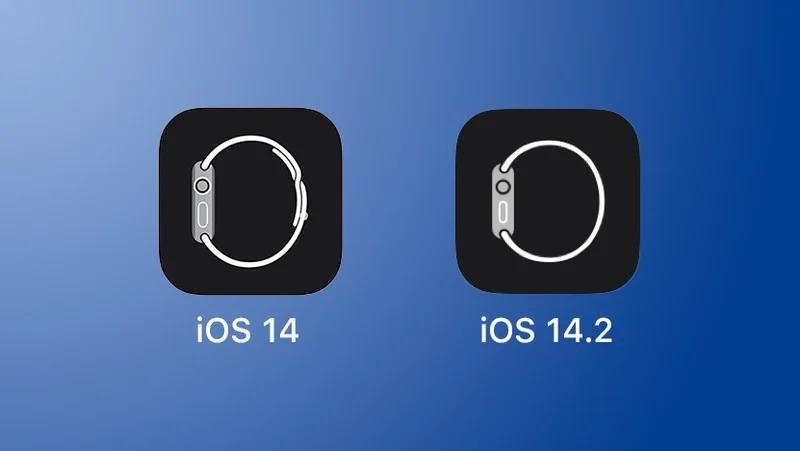 Biểu tượng ứng dụng Đồng hồ được tinh chỉnh