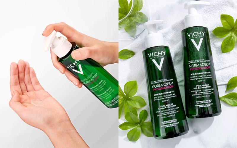 Vichy Normaderm Deep Cleansing Gel