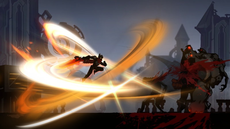 7 ứng dụng Android hấp dẫn đang FREE, có game hành động nhập vai với những màn chặt chém cực đã trong bối tối Shadow Knight