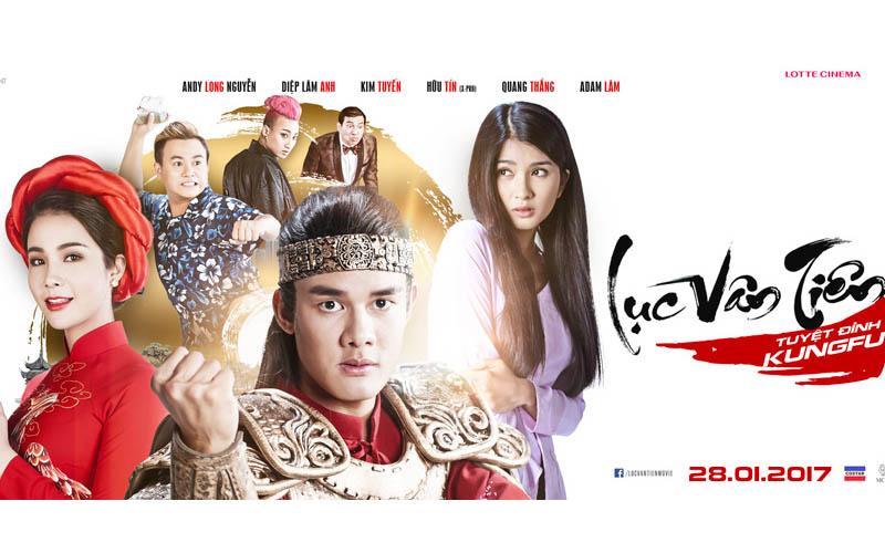 Poster phim Lục Vân Tiên Tuyệt Đỉnh Kungfu