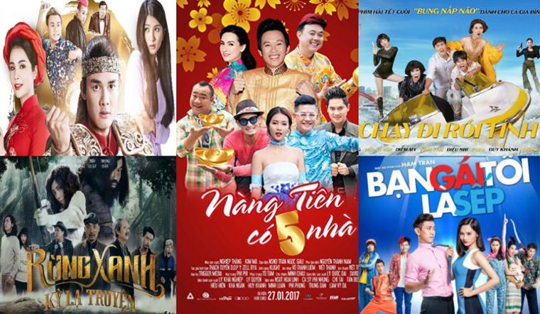 Năm 2017 có những bộ phim hài Tết nào hay?