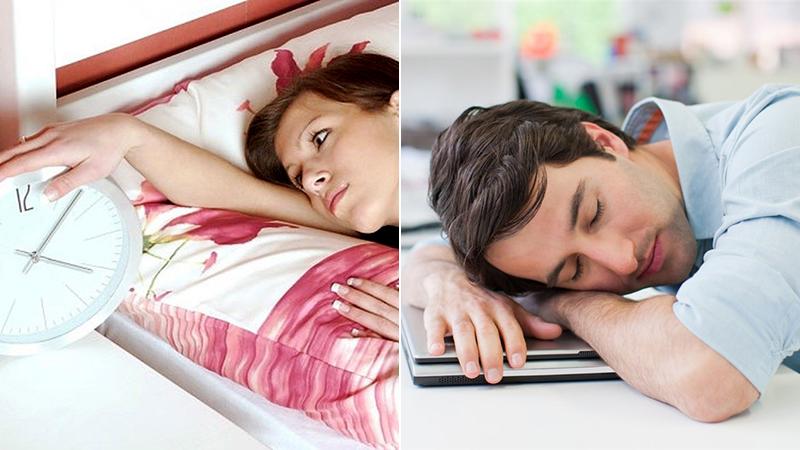 Cách ngủ trưa đúng cách