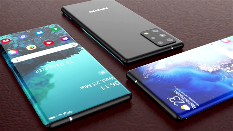 Turns out not because of the iPhone 12, Samsung wants to launch the Galaxy S21 high-end smartphone soon because of rival Huawei