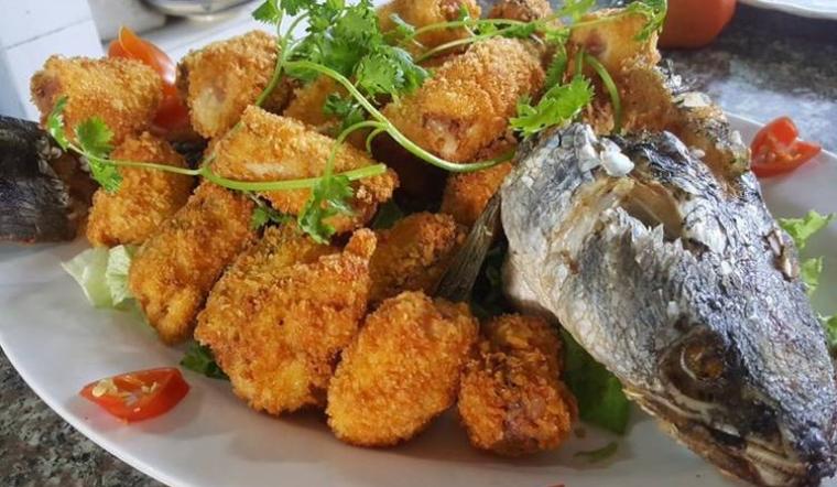 Đổi khẩu vị với món chả giò cá lóc vừa lạ vừa quen, ăn là ghiền