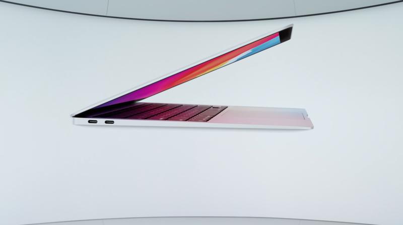 MacBook Air ra mắt
