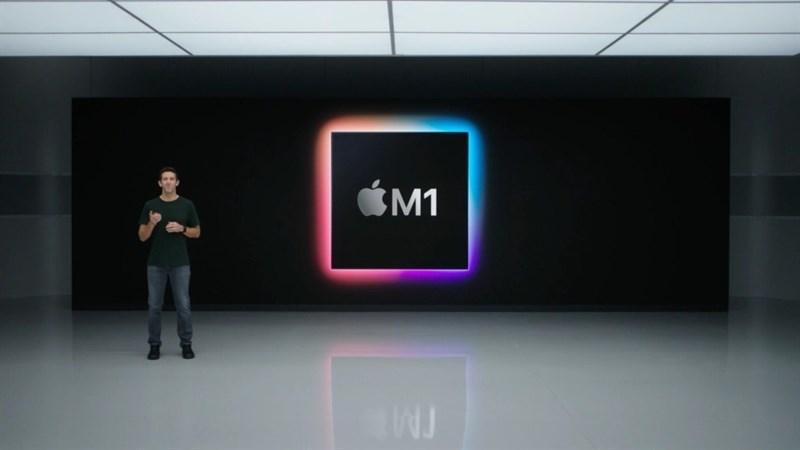 Apple ra mắt chip M1 dành cho máy Mac: Tích hợp nhiều thành phần, hiệu năng mạnh mẽ nhưng rất tiết kiệm điện năng