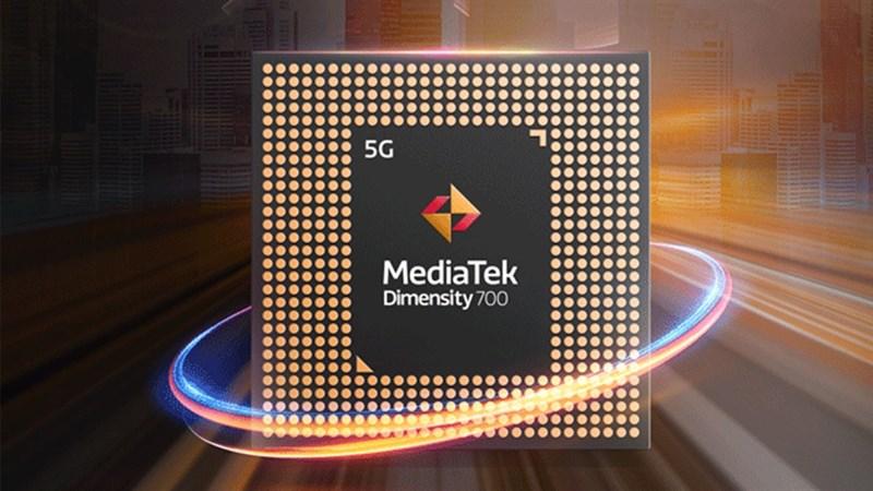 Dimensity 700 5G, MediaTek, điện thoại 5G, smartphone 5G, chip 5G