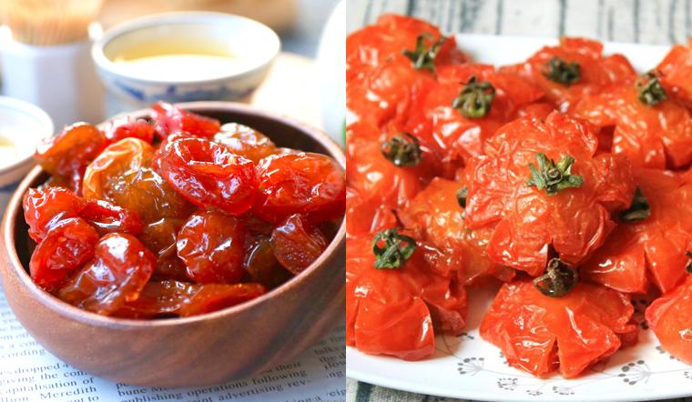 2 cách làm mứt cà chua thơm ngon, lên màu cực đẹp đãi khách ngày Tết