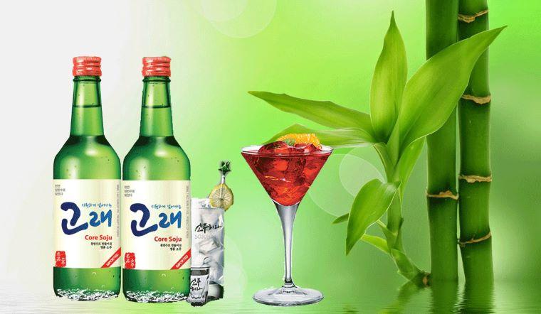 Rượu Soju giá bao nhiêu? Cách uống Soju chuẩn Hàn Quốc