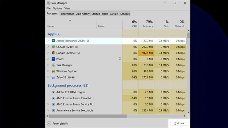 Một số phím tắt hữu ích của Windows mà người dùng nên biế