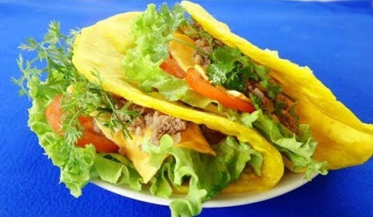 Tacos là gì? Cách làm bánh Tacos thơm ngon đơn giản tại nhà
