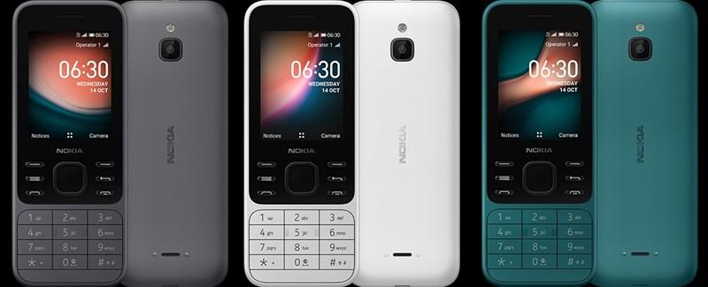 Nokia 6300 4G ra mắt: Thân vỏ polycarbonate, chạy KaiOS, pin chờ gần cả tháng, giá bán 1.3 triệu đồng