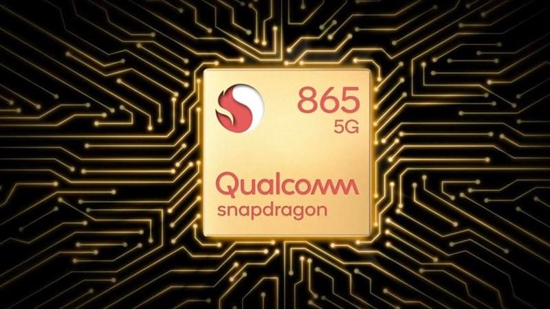 Chip Snapdragon 865 cao cấp của Qualcomm