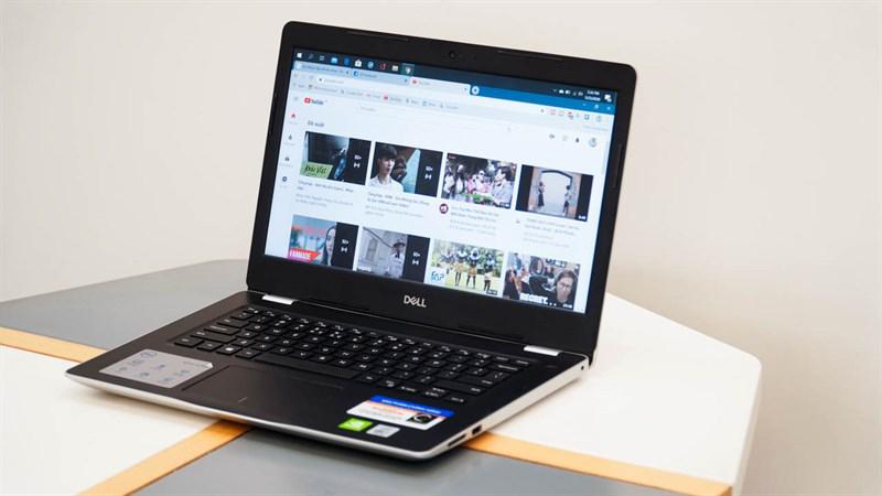 Dòng sản phẩm 2020 laptop Dell Inspiron, chất lượng vượt qua cả giá