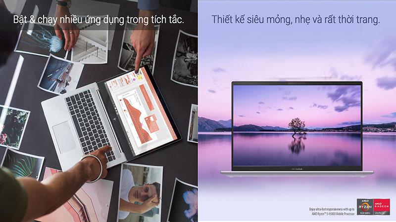 laptop hiện đại