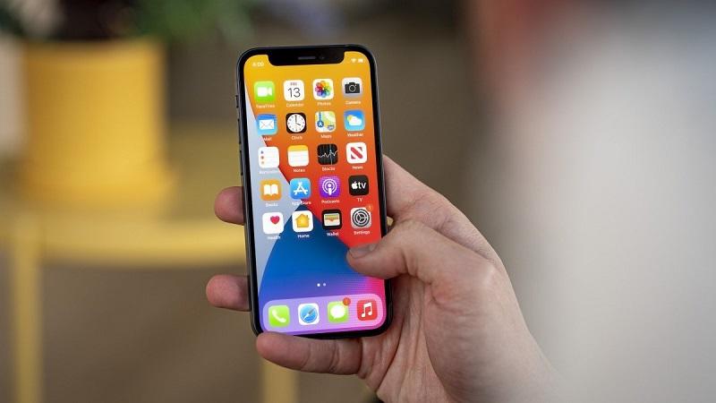 iPhone 12 mini là mẫu điện thoại 5G nhỏ, mỏng và nhẹ nhất trên thế giới