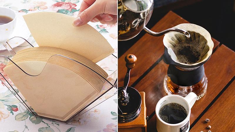 Giấy lọc là gì? Pha cà phê bằng giấy lọc là gì?