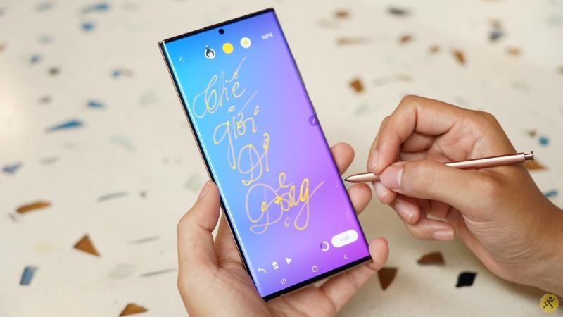 Galaxy Note 20 Ultra 5G đã trở thành smartphone 5G bán chạy nhất trên thế giới trong tháng 9/2020