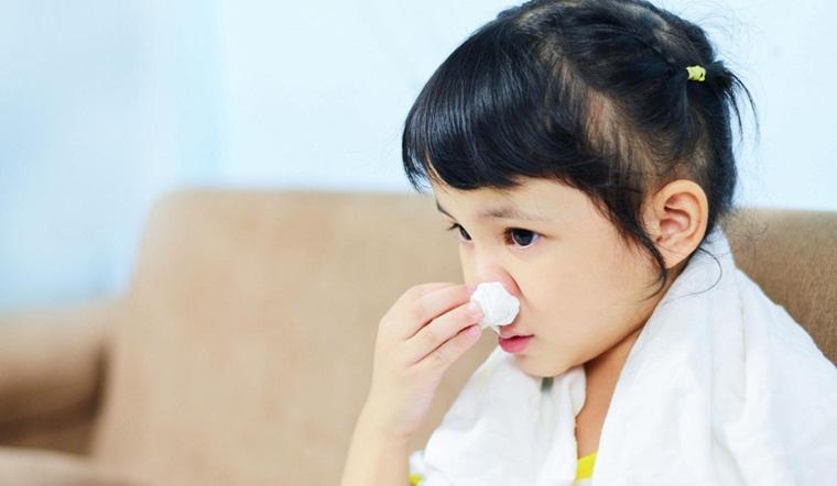Bệnh tai - mũi - họng ở trẻ nhỏ