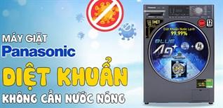 Đánh giá máy giặt Panasonic Inverter 9.5 Kg NA-V95FX2BVT