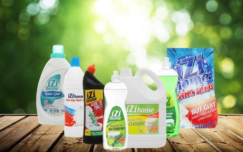 Các sản phẩm của iZi home