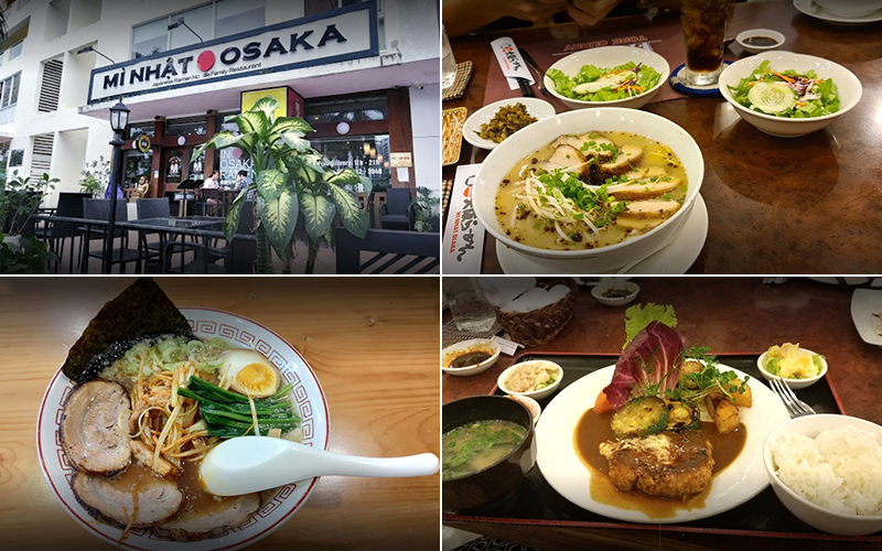 Osaka Ramen mì Nhật