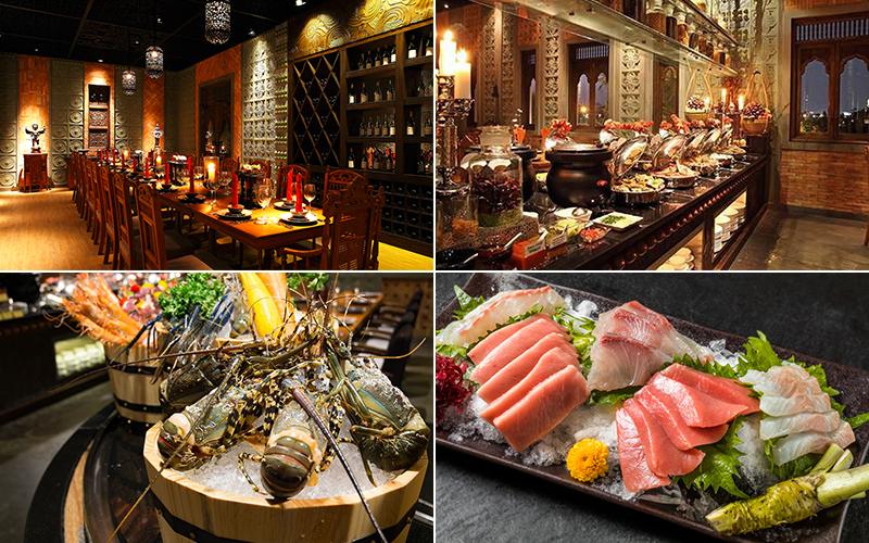 Nhà hàng Chloe Gallery - Red chilli seafood buffet