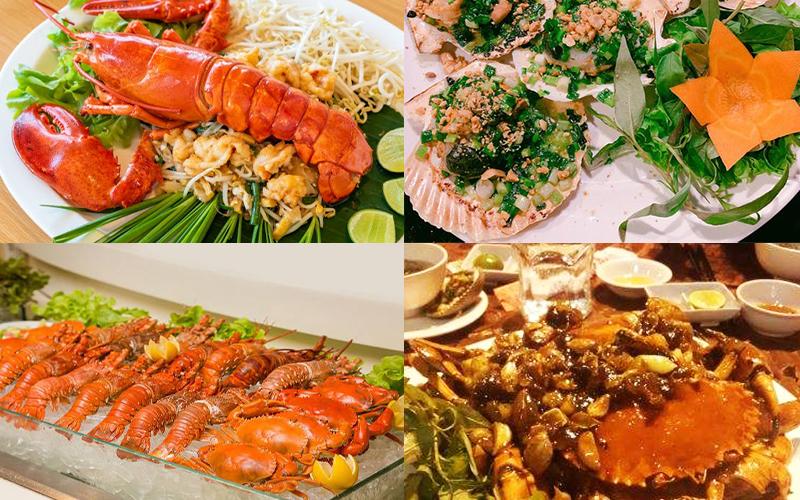 Món ăn tại Hàng Dương Quán