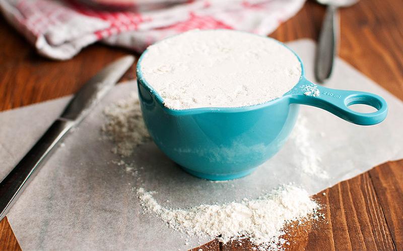 Quy đổi bột bánh trong nấu ăn, làm bánh