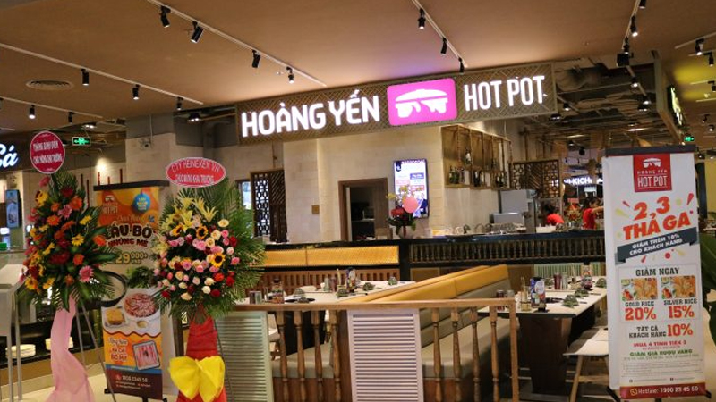 Quán Hoàng Yến Hotpot