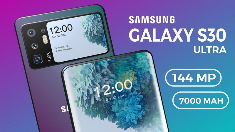 Galaxy S30 Ultra 5G