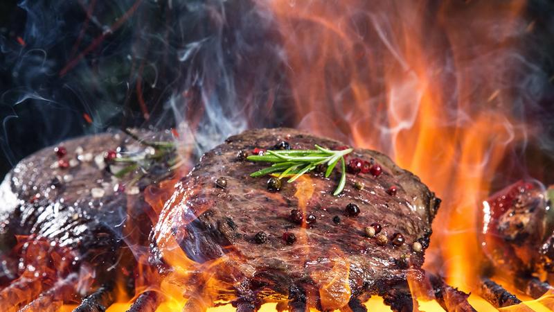 Món bò của quán MOO BEEF STEAK
