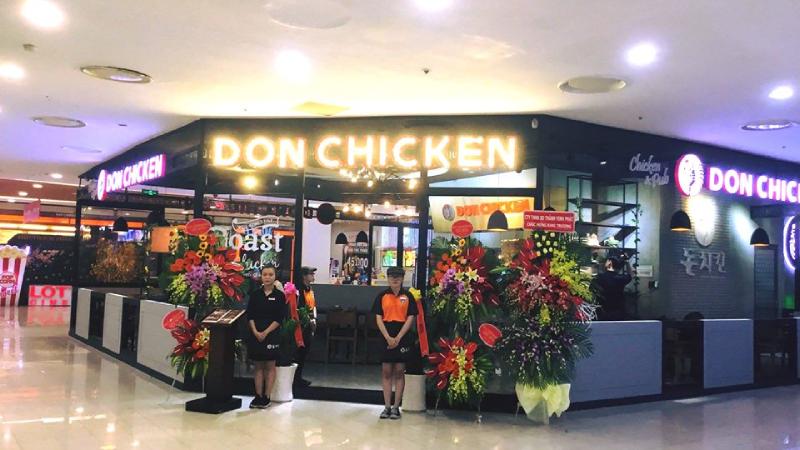 Don Chicken - Nhà Hàng Gà Nướng Hàn Quốc
