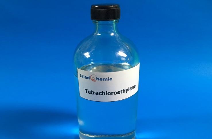 dung môi tetrachloroethylene dùng trong giặt khô