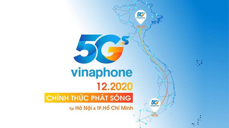 Nhà mạng VinaPhone và MobiFone sẽ phát sóng 5G vào tháng 12 sắp tới, smartphone 5G cuối cùng cũng có đất dụng võ