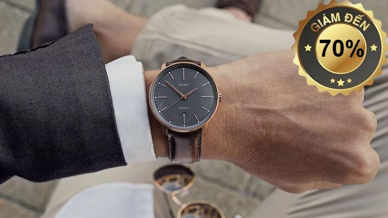 Đồng hồ thời trang giảm sốc