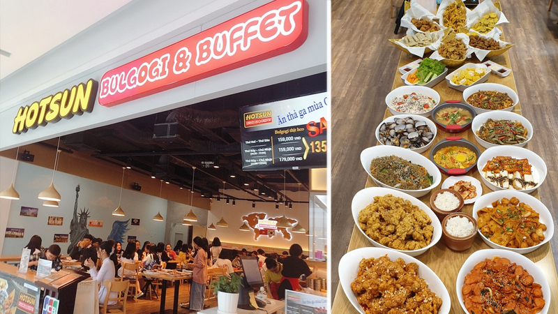 Hotsun Bulgogi&Buffet - Vạn Hạnh Mall