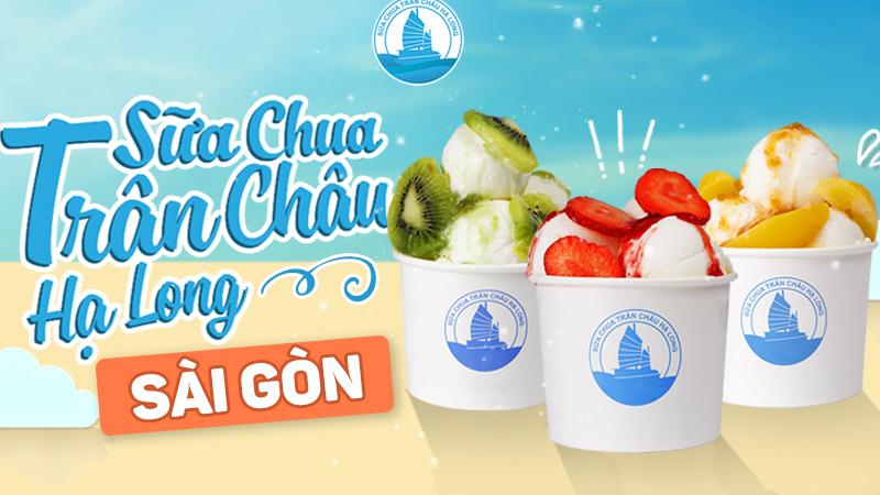 Sữa Chua Trân Châu Hạ Long - Vạn Hạnh Mall