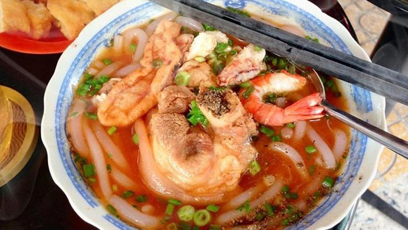 Bánh canh cua Minh Tâm