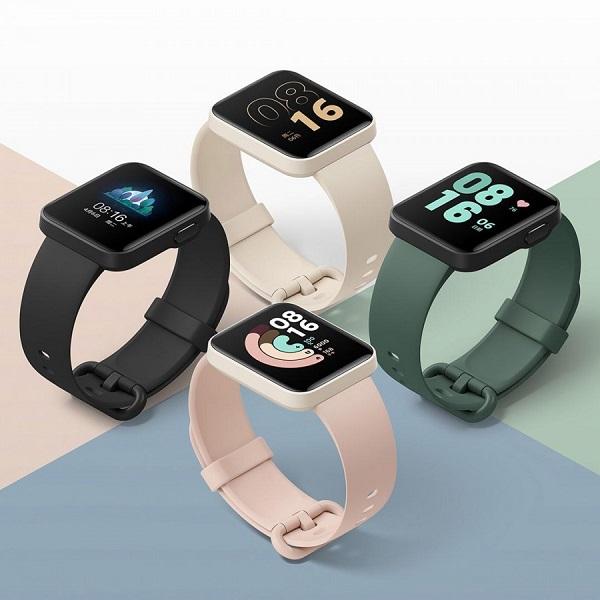 Đồng hồ thông minh Redmi Watch ra mắt với màn hình cong cuốn hút, theo dõi tập luyện, nhịp tim với mức giá chỉ 1 triệu đồng