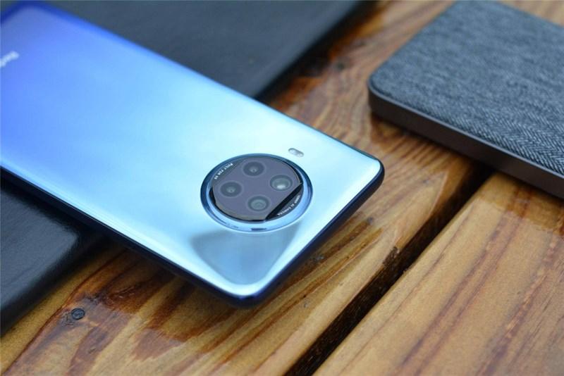 Cụm 4 camera của Redmi Note 9 Pro 5G