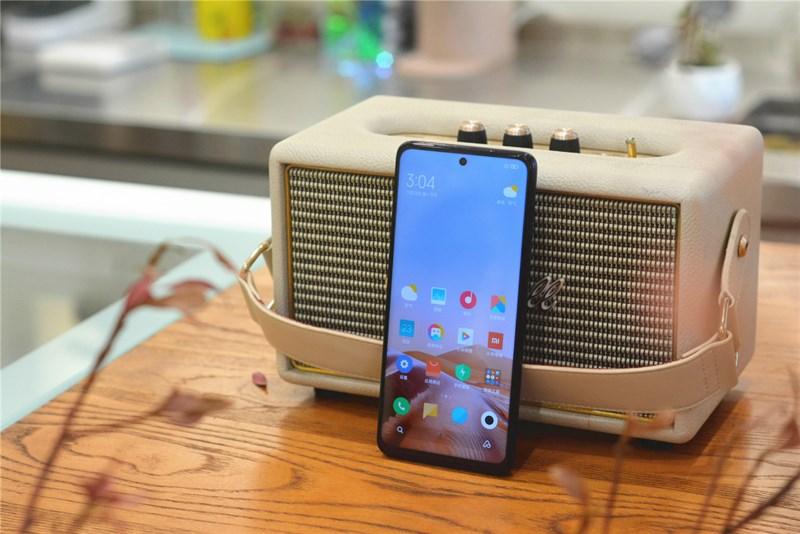 Màn hình tần số quét 120 Hz trên Redmi Note 9 Pro 5G