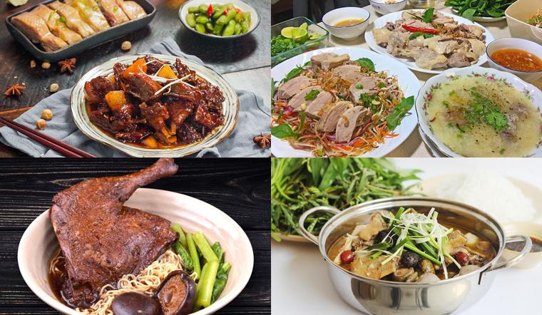 Các món ngon từ vịt khiến cả nhà ăn say mê không thể dừng đũa