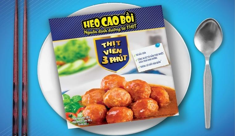 Thịt viên Heo Cao Bồi có ngon không?