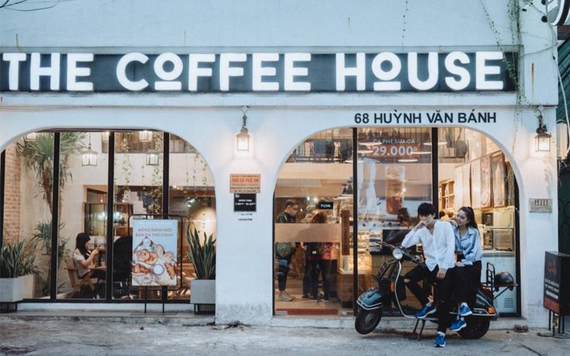 The Coffee House - Huỳnh Văn Bánh