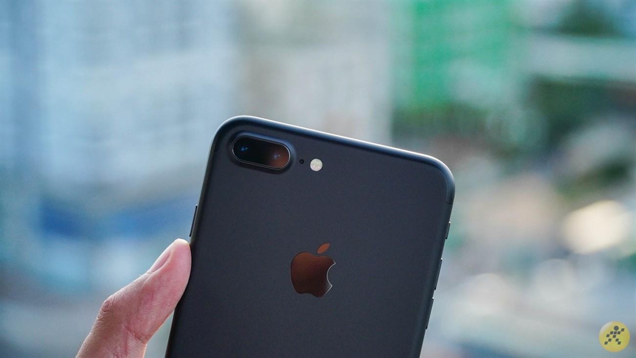 The iPhone 7 Plus rear camera design