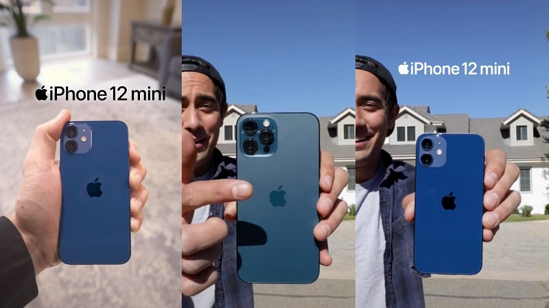 Apple gây chú ý khi sử dụng Tiktok để quảng cáo iPhone 12 mini