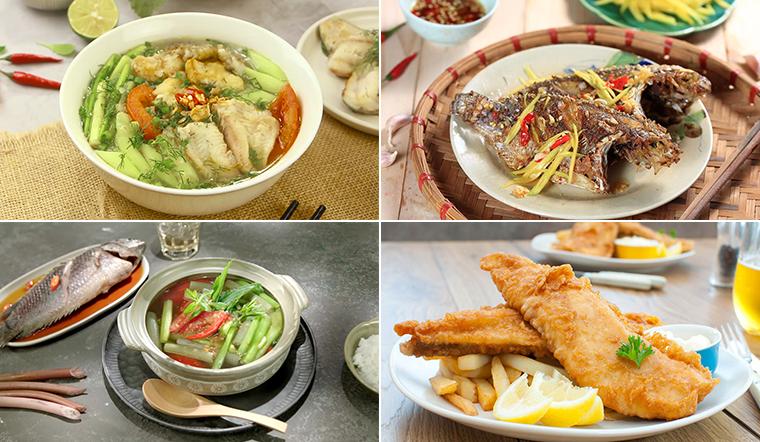 Tổng hợp các món ngon từ cá rô phi mà dân miền Tây ai cũng mê
